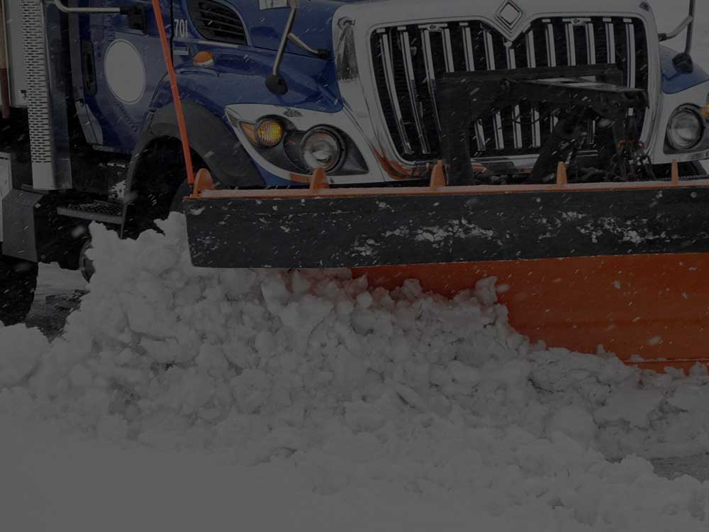 Columbus Commercial Snow Removal