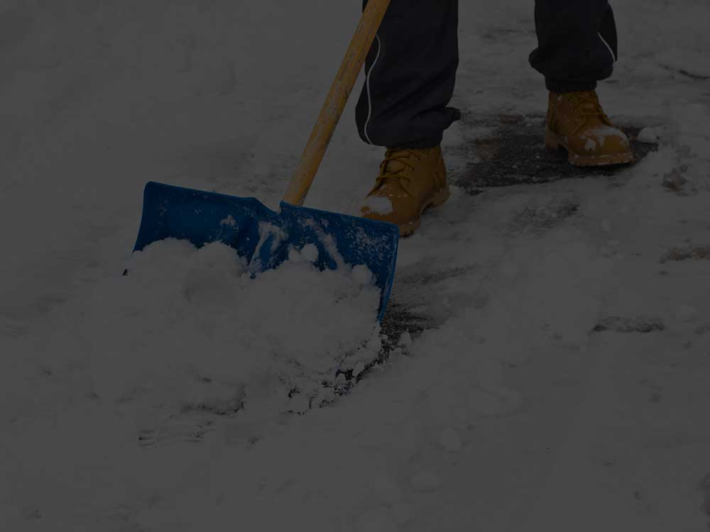 Columbus Residential Snow Removal