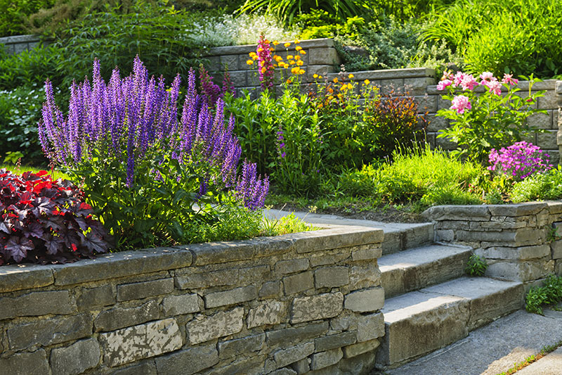 Gregory Lawn & Landscape's hardscaping